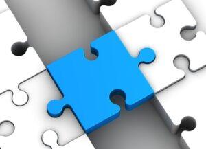 Eine Berufsunfähigkeitsversicherung im Kombivertrag mit einer übergeordneten Versicherung.