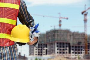 Die Berufsunfähigkeitsversicherung ist für Bauarbeiter unverzichtbar